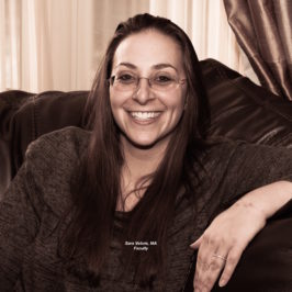 Sara Vatore, MA, BCC